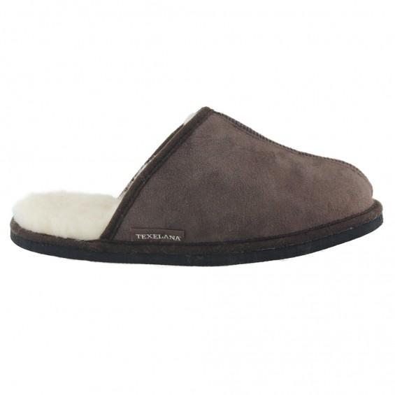 Hanna: Slipper-Pantoffel aus Schaffell