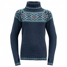 Devold - Ona Woman Round Sweater - Norwegerpullover für Damen