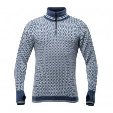 Devold Slogen zip neck - Norweger-Pullover für Herren
