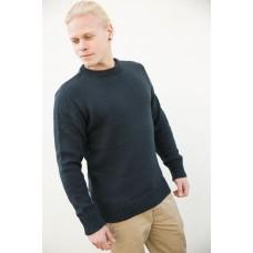 FUZAWOOL M Basic Sweater - Strickpullover für Herren