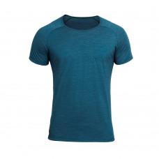 Devold - Herdal Man Tee: leichtes T-Shirt für Herren aus Merinowolle/Tencel