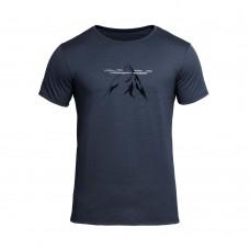 Devold - Nipa Man Tee: Herren-Funktionsshirt aus Merinowolle
