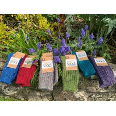 Country Socks - verschiedene Farben - normale Länge