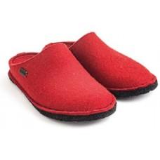 Haflinger Flair Soft: Slipper-Hausschuh aus Wollfilz