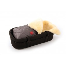 Schlafsack aus Schaffell für Kinderwagen/Buggy