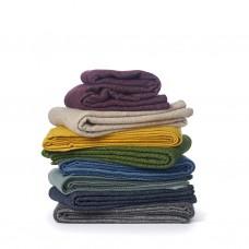 Klippan Peak Premium Wolldecke mit Merino-Wolle