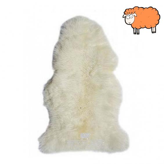 Texelana Schaffell - Weiß