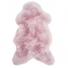 Texelana Schaffell - in Babyrosa gefärbt