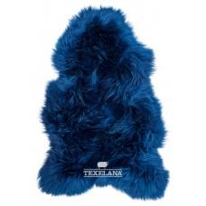 Texelana Schaffell - in Marineblau gefärbt