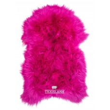 Texelana Schaffell - in Rosa/Pink gefärbt