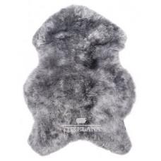 Isländer-Schaffell - grau, geschoren