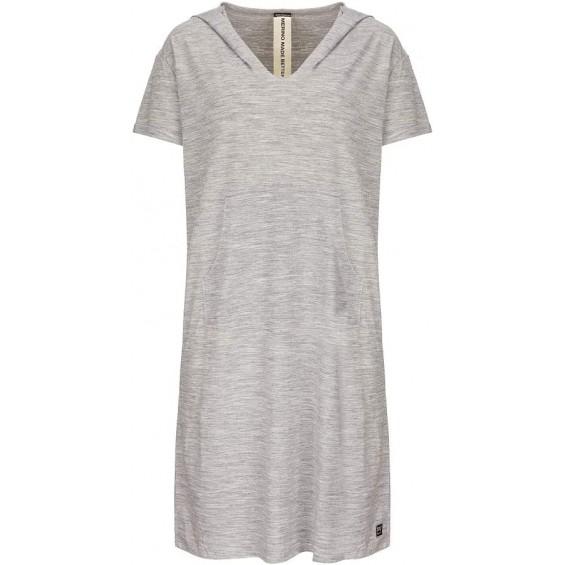 super.natural W Chill Out Dress - luftiges Damen-Sommerkleid aus Merinowolle