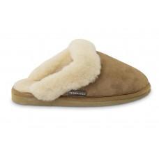 Ada: Slipper-Pantoffel aus Schaffell